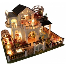 3D Интерьерный конструктор Large DIY Doll House MASSLINNA Elixir of Love