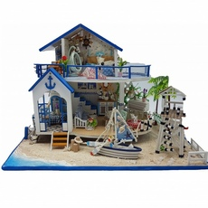 3D Интерьерный конструктор Midsize DIY Doll House MASSLINNA Legend Of The Blue Sea